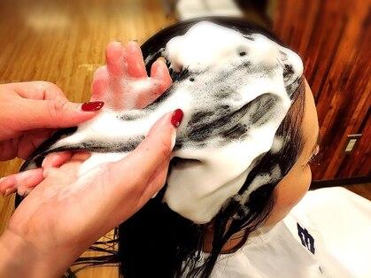 アンバー ヘアー クリエイト(Amber Hair Create)の写真
