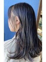 クブヘアー(kubu hair)《クブヘアー》ロングナチュラルうぶhair