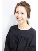 アオゾラヘアー フジサキグウ(AOZORA HAIR FUJISAKIGU)岩崎 恵理