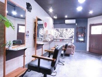 白髪染め専門店 ティールーム(T.ROOM)の写真/【お子様とのご来店もOK!】女性スタイリストが温かい雰囲気でお出迎え♪周りを気にせずお過ごし頂けます。