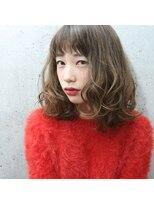 フェス カットアンドカラーズ(FESS cut&colors)ふんわりガール【福岡美容室FESS】