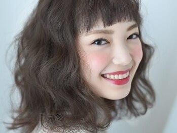 """ニコリヘアワークス(nicori hair works)の写真/忙しい日々も""""綺麗""""、""""可愛い""""を保てる平日でも仕事帰りに通えるマイサロン《22:00》まで営業"""