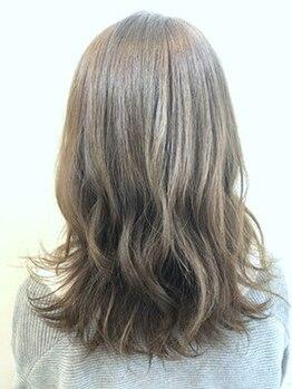 ヘアショップアルファの写真/願いを叶える一滴のキセキ《OLAPLEX》ハイトーンカラーでもダメージを圧倒的に減らし、なめらかな美髪へ♪