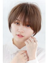 リル ヘアーデザイン(Rire hair design)【Rire-リル銀座-】30代40代にオススメマッシュショート