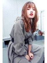 プレミアー モデルズ(premier models by streeters)オリジナル by premier models 外国人風パーマ&イルミナカラー