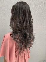 smoky gray gradation☆~non hair~