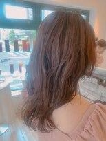 ネオヘアー 曳舟店(NEO Hair)柔らかピンクアッシュ