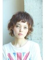 ヘアーメイク リアン 新田辺店(Hair Make REAN)エッジウルフウェーブ
