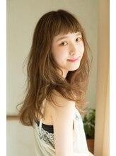 ルミナ オーガニックヘアー(LU3NA organic hair)クセ毛風ソフトカールで誰でも好感度アップ