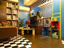 ピンゾロ 中目黒店(PINZORO)の雰囲気(マンションの一室のプライベートサロン)