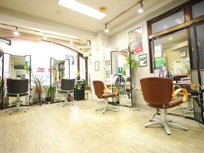 美容室J J東武練馬店