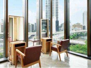 ヒアカアヴェダ 東京ガーデンテラス店(Heaka AVEDA)の写真/オーガニックブランド【AVEDA】のコンセプトサロンが東京ガーデンテラス内にOPEN。