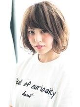 ウィービーパセリ(webeparsley by Johji Group)【PARSLEY】大人かわいいショートボブ タンバルモリ(妹尾祐紀