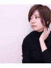 ココカラヘアー プラス(cococara‐hair plus)【cococara】ナチュラル ショートボブ