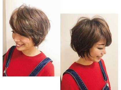 メリッサ ヘアーアンドスパ(melissa hair&spa)の写真