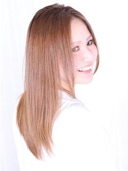 """ジンク (HAIR-DESIGN ZiNK)の写真/""""いかにも""""なストレートで満足?【デザイン×似合わせ】にこだわるZiNKであなただけのヘアが「見つかる。」"""