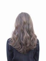 ユニカ ヘアー(UNICA hair)尾道市 グレージュ 人気 UNICA グラデーションカラー
