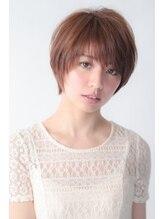ルミナ オーガニックヘアー(LU3NA organic hair)立体的なフォルムにこだわった爽やかな万能ショート