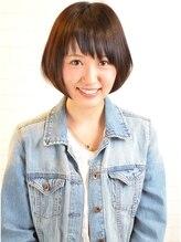 ヘアーメイク トレコローリ(hair make trecolori)【trecolori】小顔になれる☆ナチュラルショートヘアー