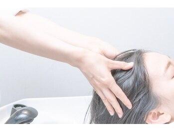 ヘアーメイク ラグズ(Hair Make Luxtz)の写真/頭皮・毛髪もリフレッシュ☆ゆったりとした癒しをご提供します!