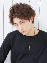 アグ ヘアー ジャパン 札幌9号店(Agu hair japan)ビジネスも○ショート × ウルフカット