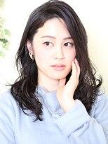 オーガニックサロン フェイス 梅田店(organic salon face)女性の魅力を最大限に引き出すレイヤースタイル