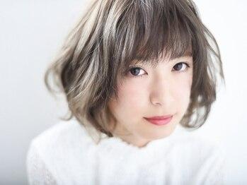 ニコリヘアワークス(nicori hair works)の写真/似合わせ技術に定評あり♪大人の雰囲気にトレンド感を与える、ワンランク上の「お洒落」を演出します◎