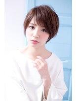 アンヘアー(UNHAIR by shiomiH)【UNHAIR】 ゆるふわショートスタイル
