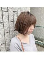 アルマヘアー(Alma hair by murasaki)ナチュラルボブ