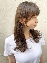 センスヘア(SENSE Hair)韓国風ハネバング☆