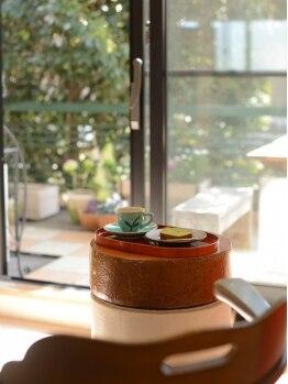 アオソラ美容室(AOSOLA)の写真/【AOSOLA美容室】アットホームで通いやすいところが魅力的☆明るく柔らかい雰囲気の姉妹が仲良く営業中♪