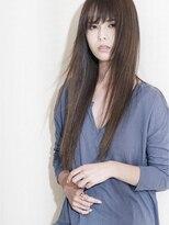 MY hair design きちんとヘアケアストレート 三角祐太