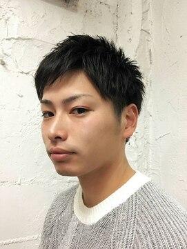 ブルックリンヘアー(BROOKLYN HAIR)☆BROOKLYN HAIR☆大人男性に好評のサイドパートSTYLE