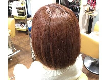 HAIR STUDIO PUMPKIN 【パンプキン】