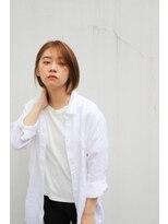 【Cenote荻野元気】大人小顔ショートボブ30代40代50代 f95