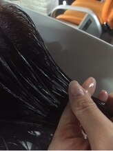 美容師自身が1番したい魔法の生きてる髪質改善生ナマトリートメント