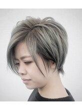 ヘアーデザイニングアリュール(Hair Desining ALLUЯE)フレンチショート【総社】【倉敷】【美容室】【アリュール】