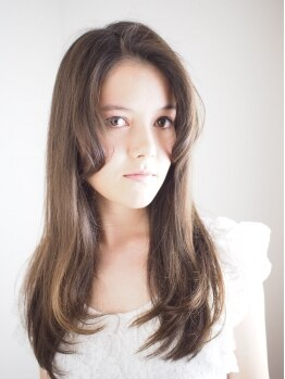 イーネ(e ne)の写真/髪事体を健康につるつるに◎傷んでしまった髪にまで極上の潤いを!つい触りたくなる、優しい質感の美髪へ♪