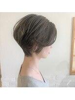 LiLy hair design ハンサムショート