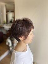 ヘアーアンドフェイス タケトイズ(hair&face TAKETO.is)#タケトイズ ヘアスタイル
