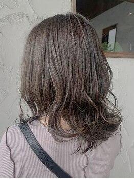 ヘアダイニング ボア(hair dining BoA's)の写真/《水沢/キッズスペース有》平日限定でお得なクーポンご用意!平日ならではの静かで贅沢な時間をご提供♪