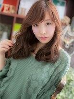 """*+COVER HAIR+*…甘め♪テイスト""""リラックスウェーブ""""a"""