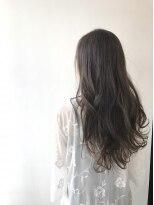 ヘアメイク オブジェ(hair make objet)スーパーロングのスペシャルハイライトカラー KAI