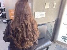 レクラ美容室(Leclat)の雰囲気(ヴェールプラチナでグレイカラー…イルミナカラーで輝く髪色に)