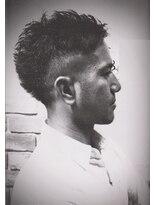 ヘアーカットデザインサロン スマッシュ 田町店(Hair cut design salon Smash)爽やかビジネスマンスタイル