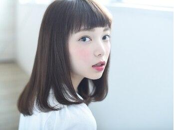 ニコリヘアワークス(nicori hair works)の写真/経験と知識が豊富なスタイリストがマンツーマンで施術☆ナチュラル空間で落ち着けるサロン【nicori】