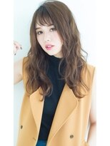 ヘアーズゲート カナートモール和泉府中店(HAIR'S GATE)ゆる波ロング