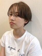 ハンズクラン(HANDS CLAN)nuance mash short
