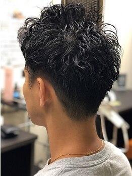 ヘアサロン パーク(hair salon Park)の写真/1人1人に合わせたヘアを、トレンド感もプラスした似合わせのスタイルをご提案!!再現性高いカットも必見◎