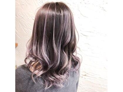 ヘアビューティースタジオ ラルガ(Hair beauty studio Raruga)の写真